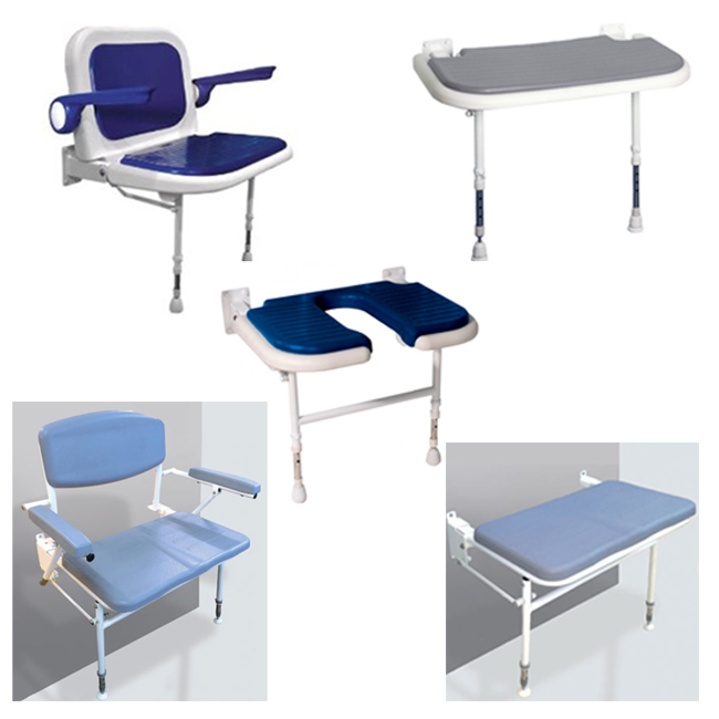 Bariatric Extra Wide Shower Seats & Benches