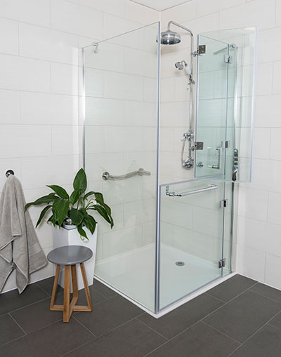Contour Opulence Glass Shower Enclosures