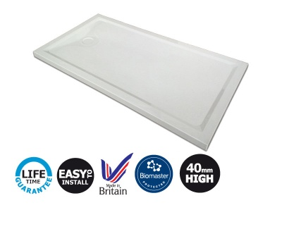 Contour Falcon Shower Tray