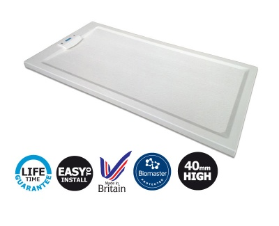 Contour Gannet Shower Tray