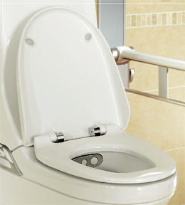 Geberit Seat and Lid for AquaClean 8000 plus Care