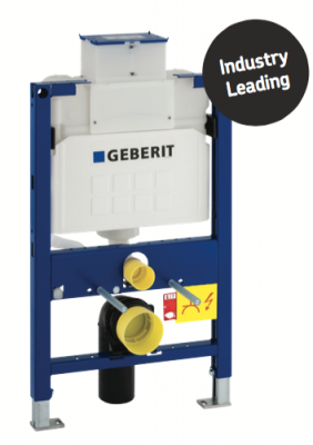 Geberit DuoFix Frame and Cistern