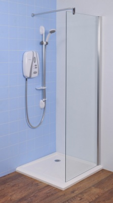 Contour Glass Shower Screen