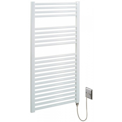 LST Towel Warmer - White Straight