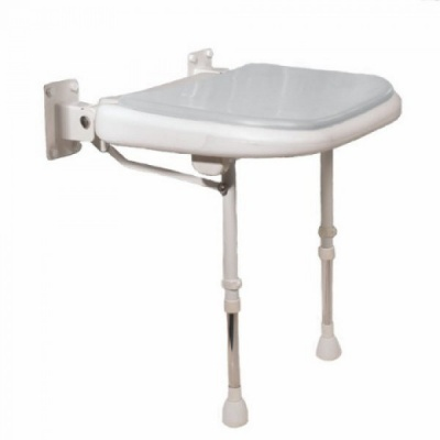 AKW Bariatric Extra Wide Shower Seat - Grey