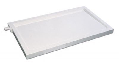 Dove & Nightingale Step-in Shower Tray