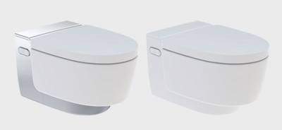 Geberit Aquaclean Mera Shower Toilet