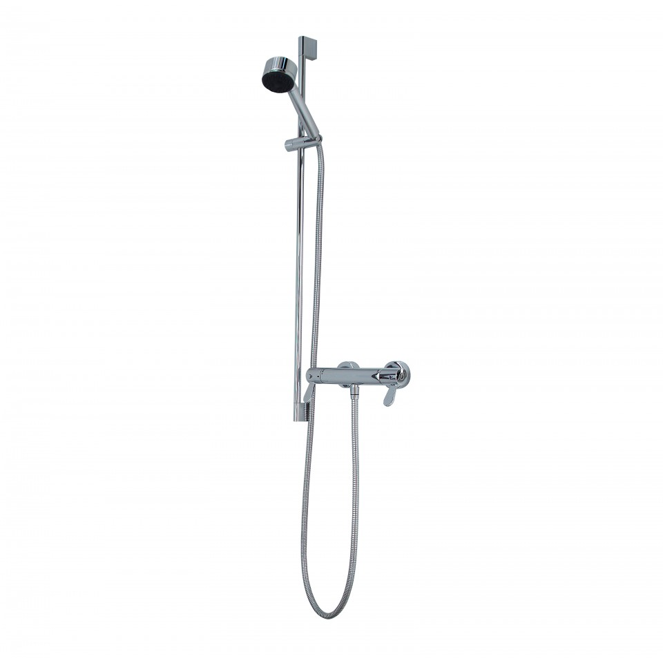 AKW Arka Thermostatic Mixer Shower, Saftey while showering.