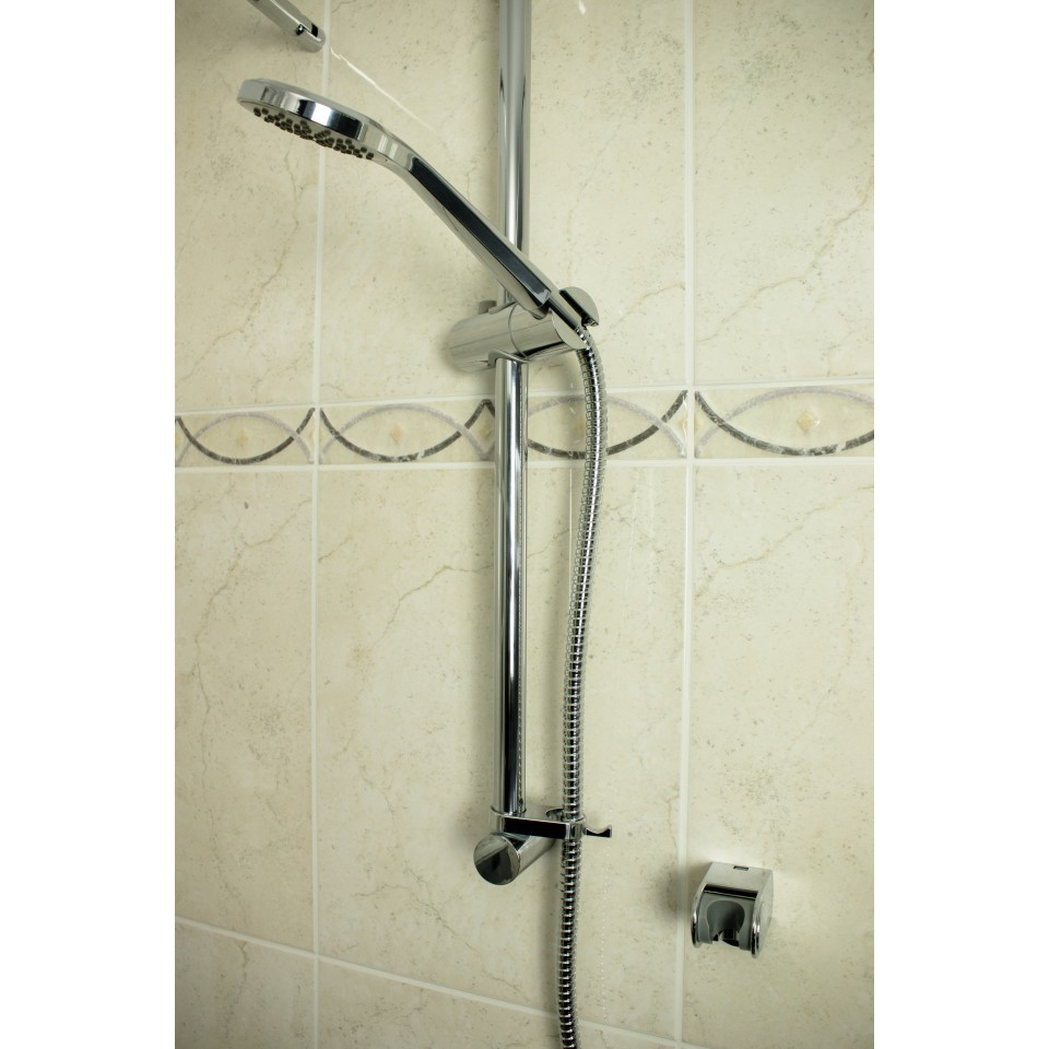 AKW Arka Care Cool Touch | Thermostatic Safety Mixer Shower