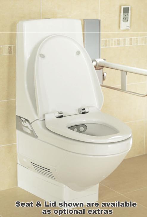 geberit aquaclean 8000 plus care shower toilet. Black Bedroom Furniture Sets. Home Design Ideas