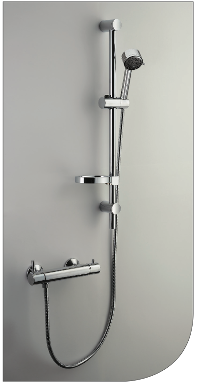 AKW Arka Care | Thermostatic Mixer Shower