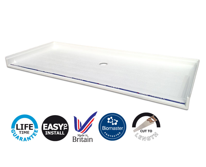 Contour Eagle Two Level Access Shower Tray | Non Slip