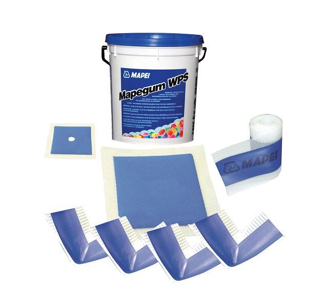 Mapei Waterproofing Membrane : Mapei waterproofing kit wall and floor