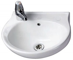 Finger Rinse Semi-Ped Wash Basin