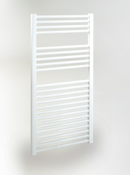 LST Towel Warmer - White Curved