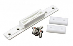 AKW Curtain Connector Rail - 24036
