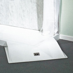 Corner Ramp for Sulby Shower Tray