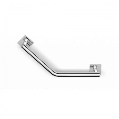Velena Abstract Angled 344mm Stainless Steel Grab Rail