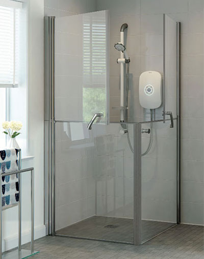 AKW Larenco Glass Shower Enclosures