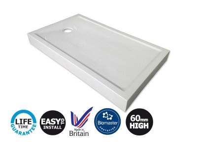 Contour Prinia Shower Tray