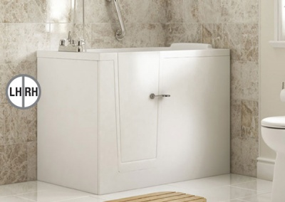 Contour Deep Soaker Walk-in Bath - Blakemere