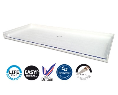 Contour Eagle Two Level Access Shower Tray