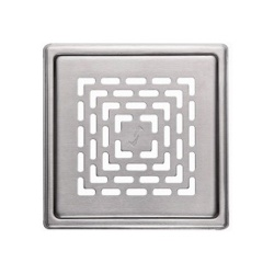 Purus Stainless Steel Grates