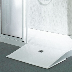 Straight Ramp for Sulby Shower Tray